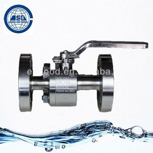 1/2''-10'' Classes150-2500LB stainless steel hard seal 2pc floating ball valve