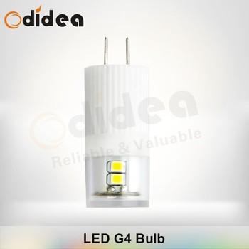 2835 G4 Led Light 2700k/3000k/6000k Dc12 20w Halogen G4 ...