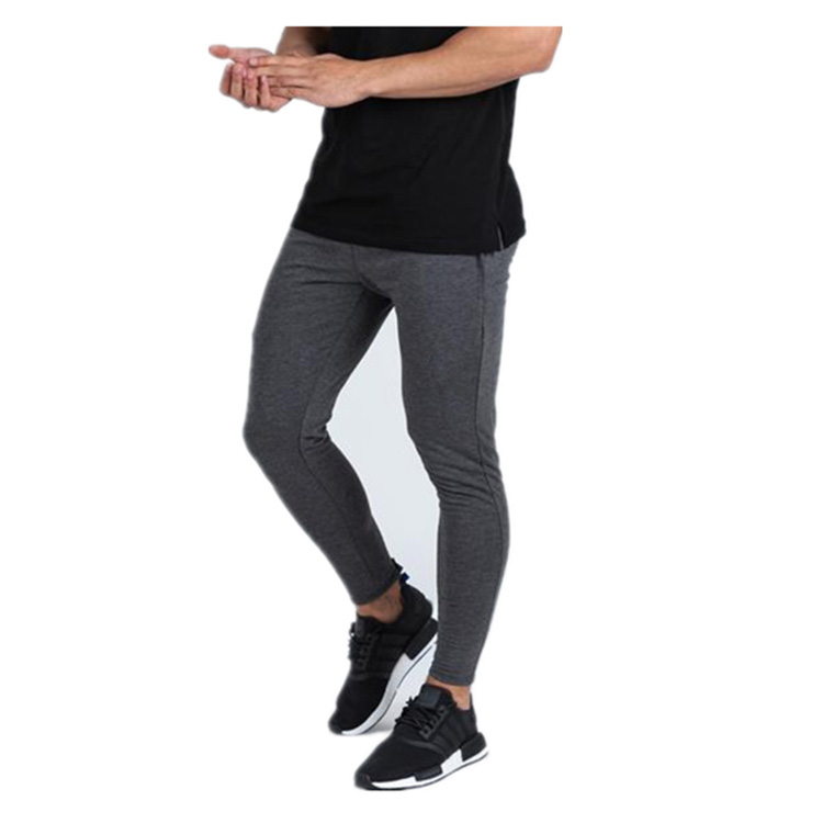 slim fit running man sports tracksuit pants workout jogger crossfit sweatpants wholesale