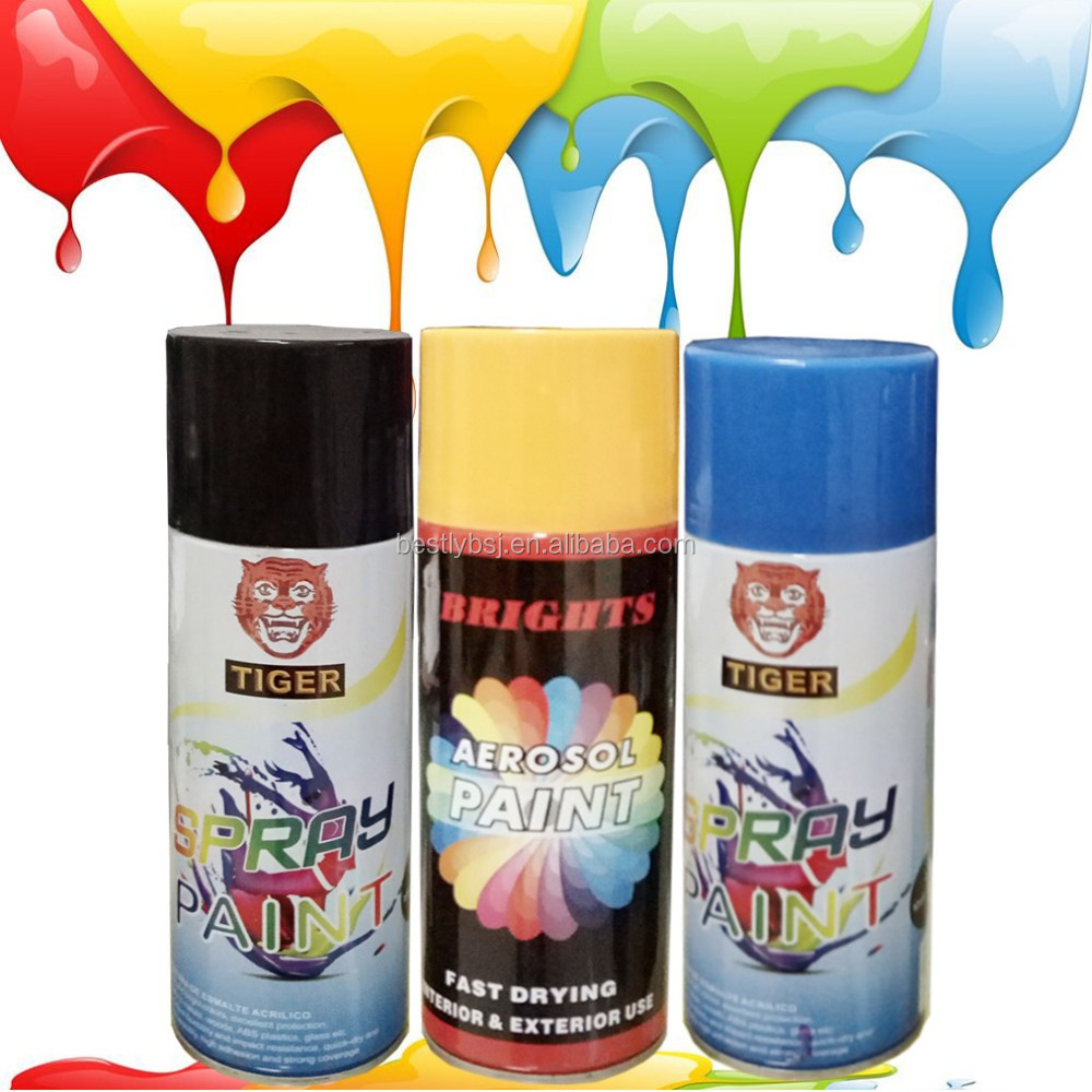 High Quality fast-drying aerosol spray paint