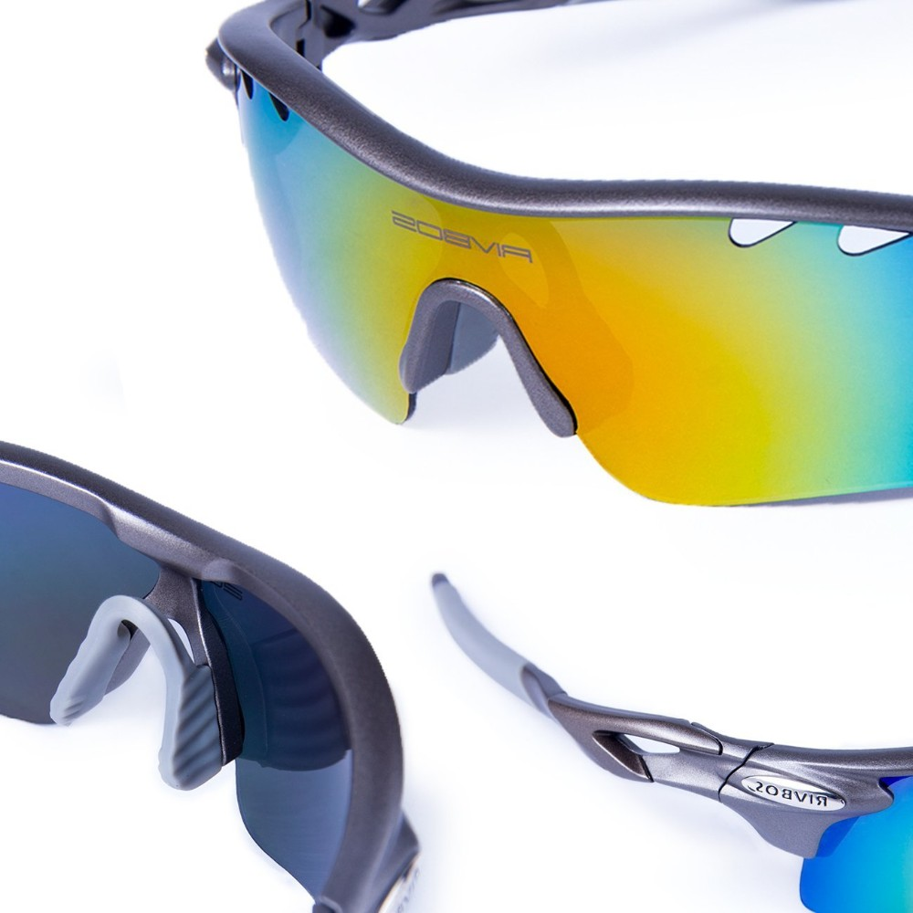 Wholesale professional design cycling sport sunglasses moutain bike sport sunglasses