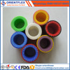 high performance automotive flexible high pressure high temperature reinforced silicone rubber hoses