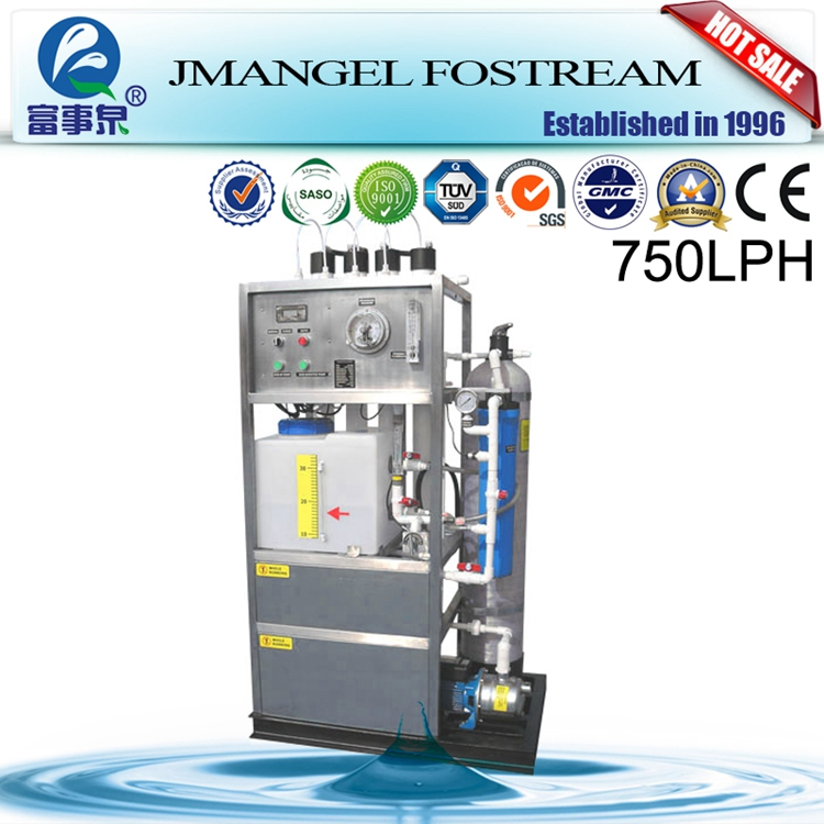 Super quality ro sea water treatment/ ro reverse osmosis ocean water desalination plant