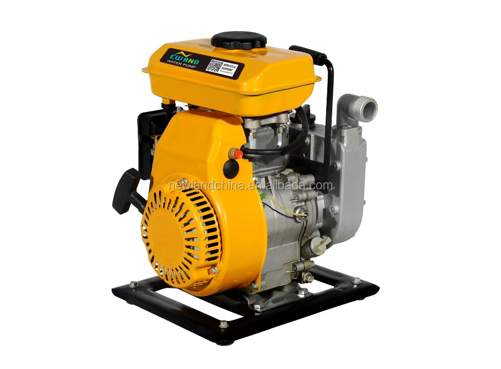 4 stroke 152F gasoline engine competitive price water pump 1inch WP10 pumps for water