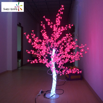 Fancy Indoor Home Decorative Artificial Trees With Lights Light Up Tree
