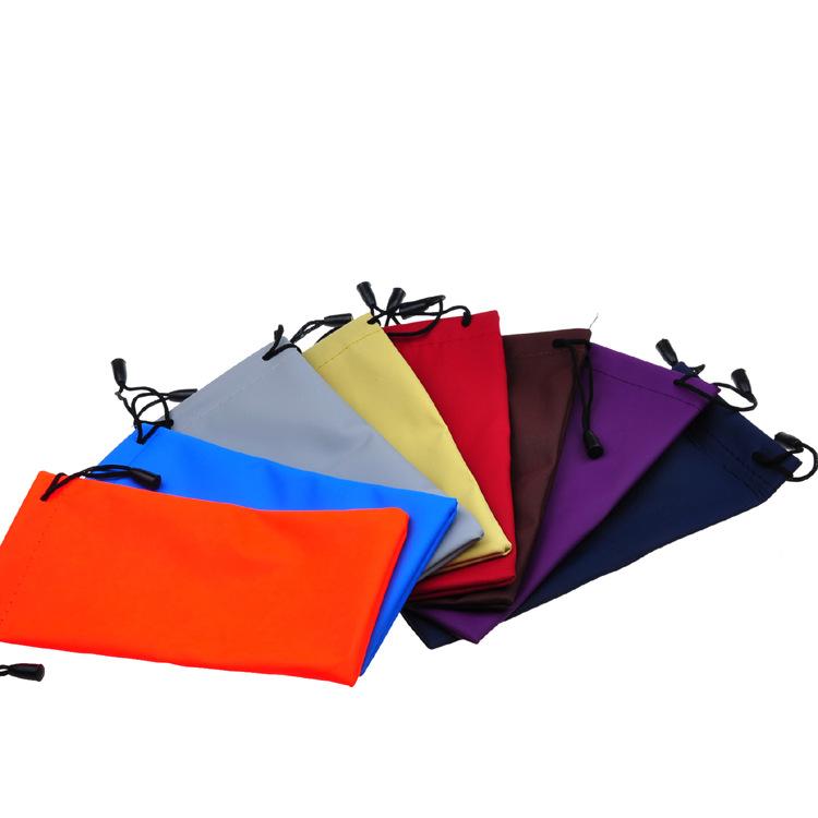 Kính túi vải sợi nhỏ pouch kính mắt cảnh tượng túi.