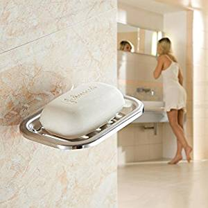 Bathroom SOAP dishes, 304 stainless steel bathroom SOAP dish, soap box, SOAP basket