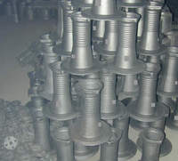 Bracket Ductile Iron Casting / Sand Casting / Malleable Foundry Cast iron