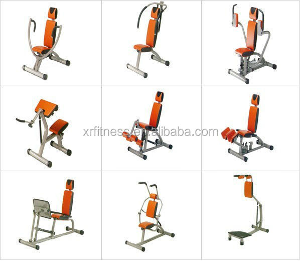 Hot Sale Gym Exercise Fitness Equipment Names Hydraulic Adductor Abductor Machine View Adductor Machine Xinrui Product Details From Ningjin Xinrui Fitness Equipment Factory On Alibaba Com