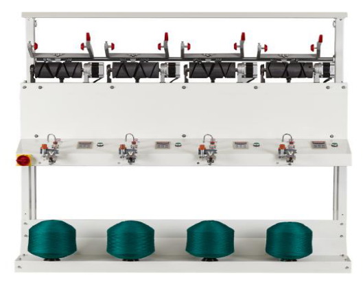 Computerized Ac-Dc Garen Twisting Machines, Kegel Voor Wol Winder