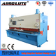 Professional manufacturer metal working tools hydraulic guillotine shearing machine