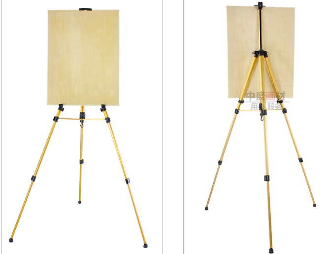 Adjustable Aluminium Art Easel For Paintingf