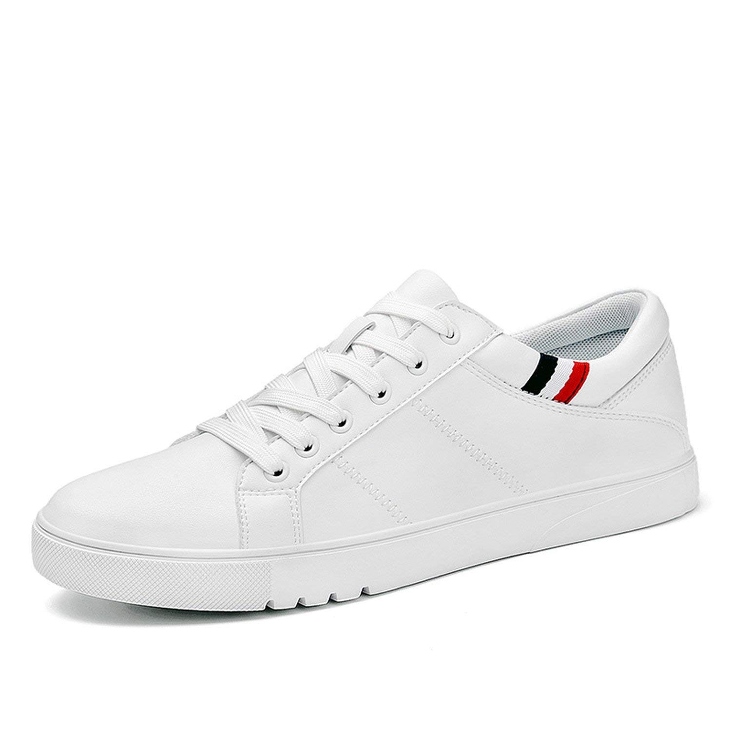 new product ec413 2a090 Get Quotations · Engineeringed Classics Skateboarding Shoes Men Luxury  Brand Sneakers Soft Breathable Lace up Sport Shoes