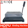 supplier office popular manual binding machine comb binding machine