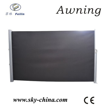 100% Anti-uv Outdoor Aluminum Frame Retractable Awnings ...