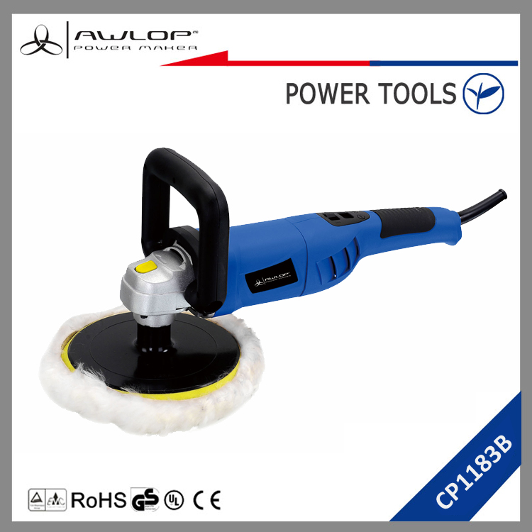 AWLOP 1100W Angle Polisher For Glass Regulars Meguiars Polisher