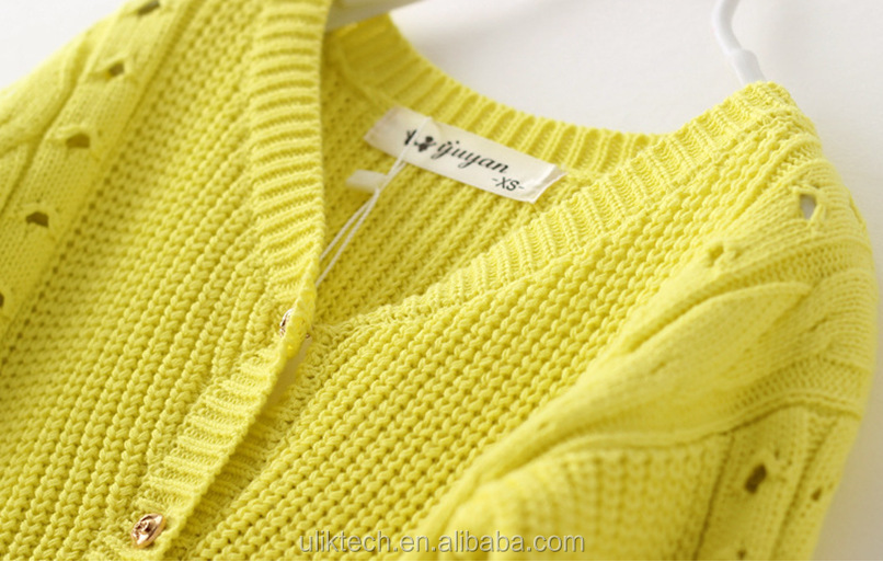 2015 Fall New Style Child Clothes For Cardigan Handmade Sweater ...