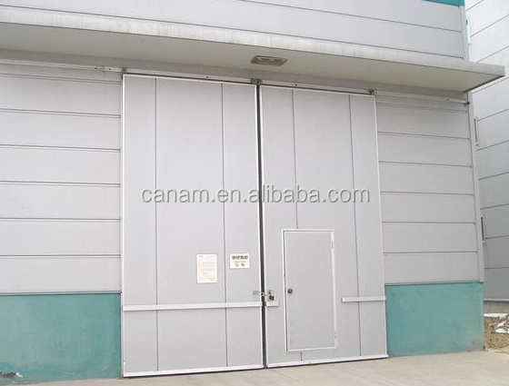 Safely Automatic Sectional Industry Garage Door