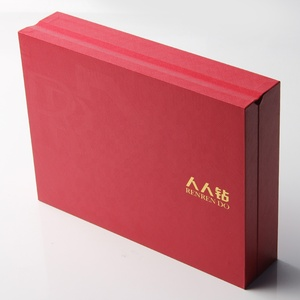 New design flat printed cd 3x3 mdf wooden gift boxes