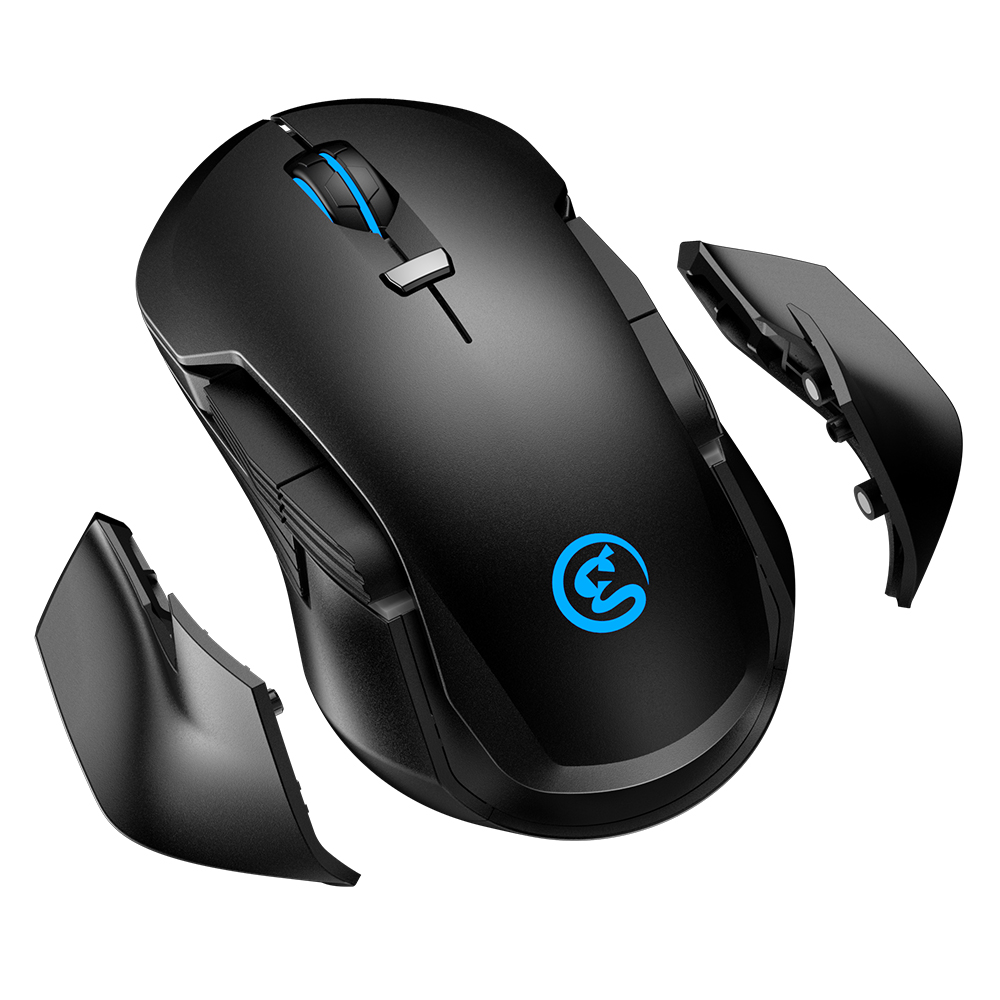 Gamesir GM300 5-level DPI (400/800/1600/3200/16000) gaming <strong>wireless</strong> <strong>mouse</strong>/2.4G <strong>USB</strong> dongle/OEM available