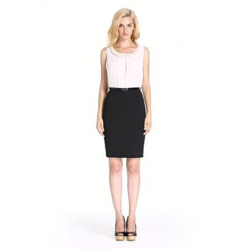 Pictures Office Dress For Las White Semi Formal Dresses Black And