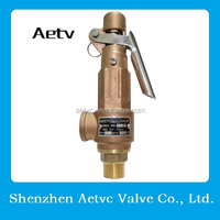Chinese handle boiler pressure relief valve