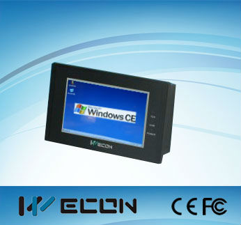 Wecon touch panel for industrial control,capacitive touch panel for automation,low cost industrial use touch screen panel