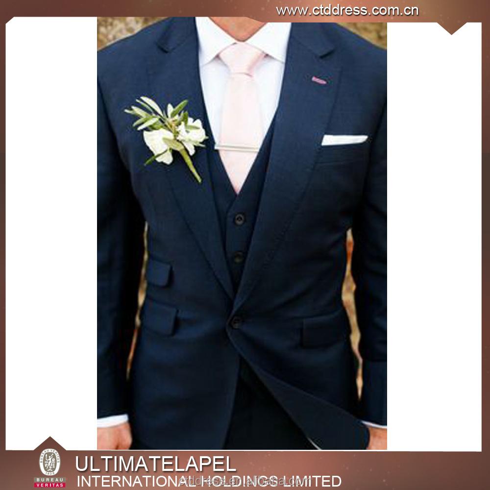 New Style Pant Coat Design Men Wedding Dress Suits Pictures For Men ...