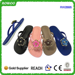 Custom inflatable aerosoft PCU new fashion shoes,pcu air blowing latest design lady flip flops