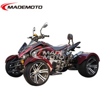 CE/EEC Approved 14 Inch aluminium wheels 300CC ATV