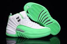 best website 2f2c2 c7f74 air jordan retro 12 kids green