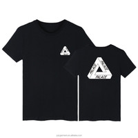 2016 palace t shirt/ summer palace homme t-shirt /men hip hop palace t-shirt