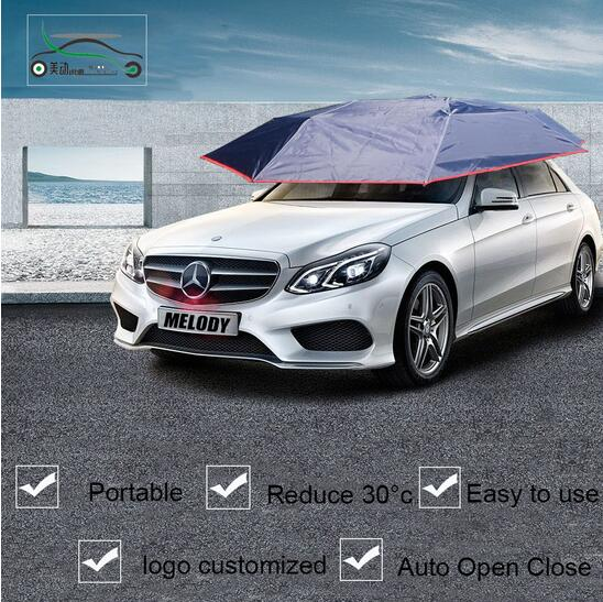New product fully protection automatic car umbrellar