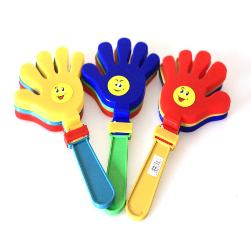 Cool Style Hot Sale Plastic Hand Clap Toys For Kids