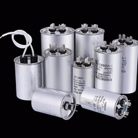 50Uf Run Resistance Good Sale Motor Cbb65a AC Capacitor