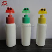 PE Fine mist sprayer closure, plastic perfume spray two holes