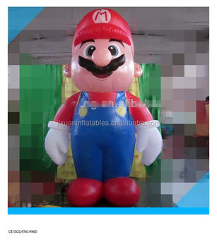 giant inflatable mario brother inflatable super mario buy