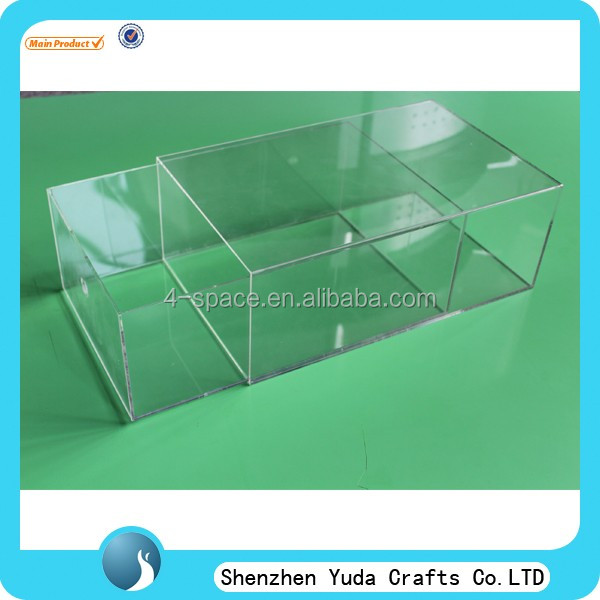 shenzhen Custom Clear Acrylic Shoe Boxes For Sneaker Plexiglass Shoe Box Factory Wholesaleacrylic sliding  sc 1 st  Alibaba & Shenzhen Custom Clear Acrylic Shoe Boxes For Sneaker Plexiglass ... Aboutintivar.Com