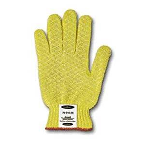 Ansell GoldKnit TM Medium Weight Kevlar ® Cut Resistant Gloves - Size 7 - 222131