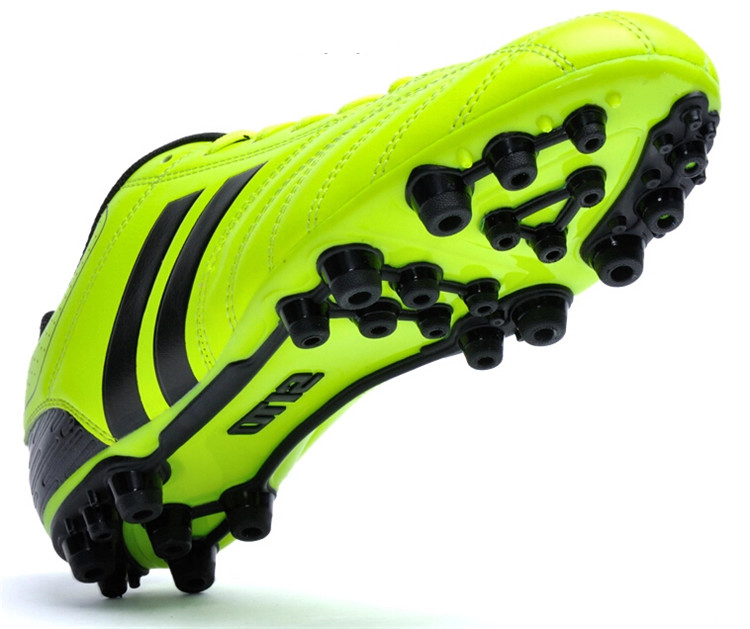 c3da8d51fb19 Get Quotations · 2015 spring new best f50 sg fg Sport Soccer Shoes kids  adult Men Football Boots Grass