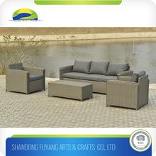 New Classic Furniture 3 Seater Sofa Patio Rattan Garden Furniture