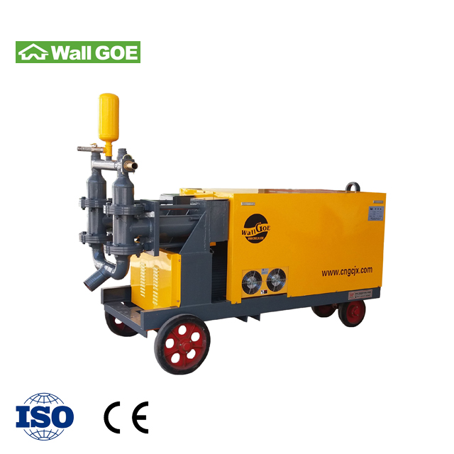 2UB10 high pressure Hydraumatic mortar/cement/concrete / Grouting Pump