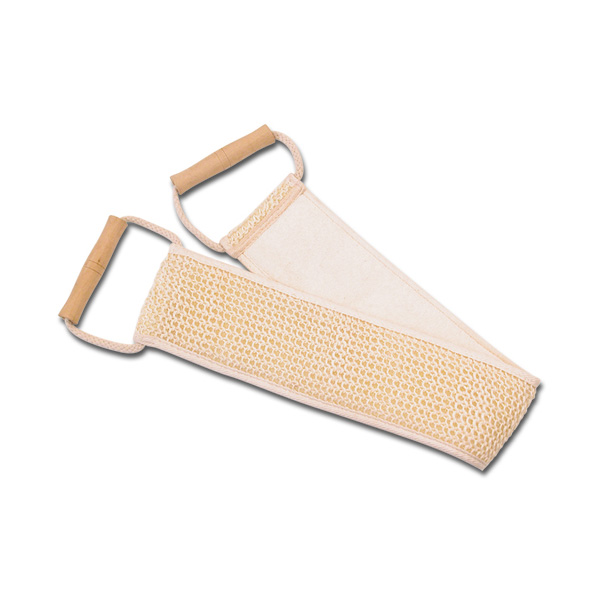 Natural Sisal Long Bath Belt Back Scrubber
