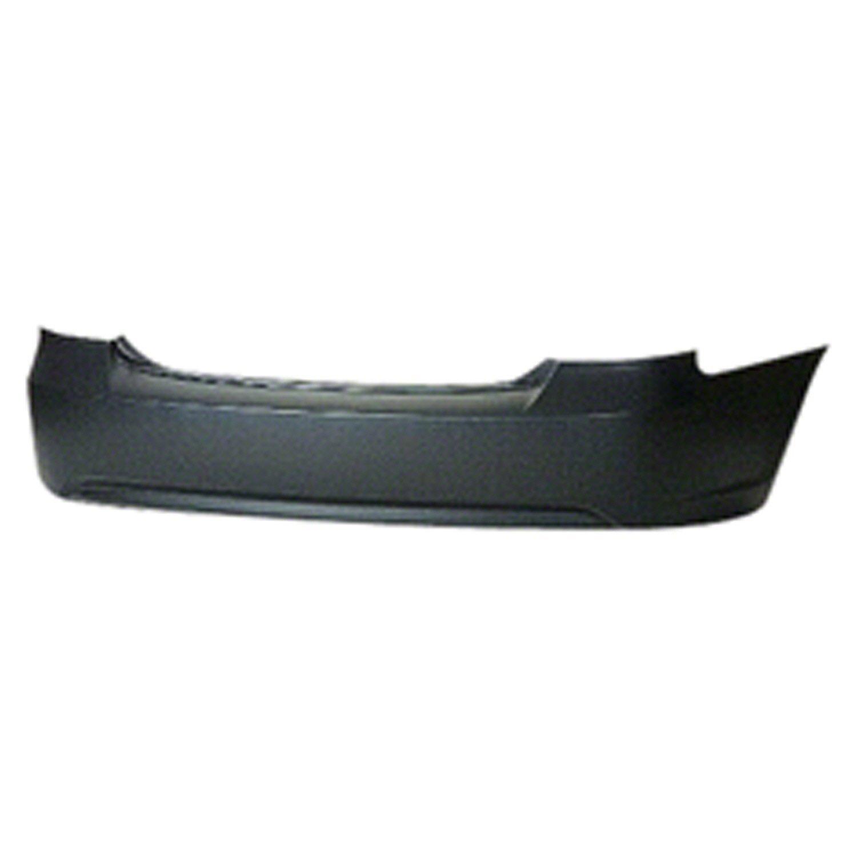 Crash Parts Plus Crash Parts Plus HY1100158 Primed Rear Bumper Cover for 06-11 Hyundai Accent