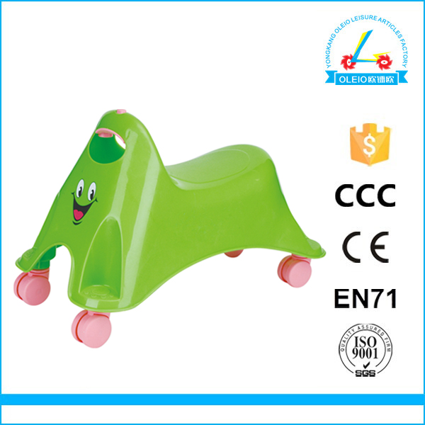 Wholesale scooter bug PP wheels baby walker exercise scooters