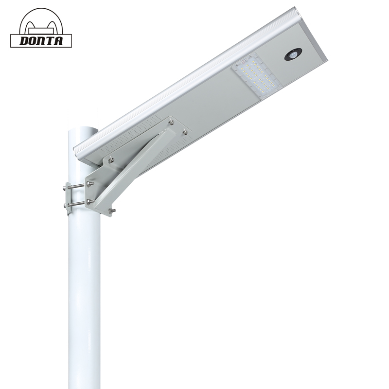 pir motion sensor outdoor integrated 25W all in one solar led street light