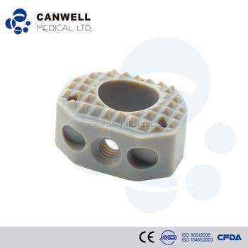 Canpeek Peek-p Peek-t Halswirbel Wirbelsäule Fusion System ...