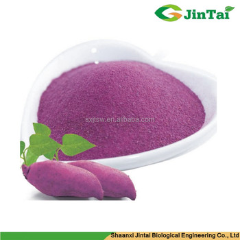 Food Additive Natural Food Color Powder Purple Sweet Potato Powder ...
