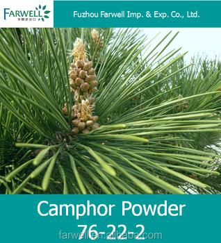 76-22-2 Synthetic Camphor Powder