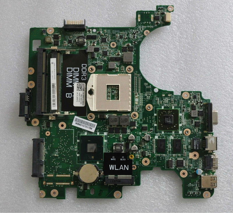 Genuine Mainboard Motherboard For Dell Inspiron 1464 With Discrete ...